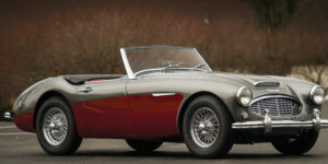 The 1960 Austin-Healey 3000 Mk to Auction Off in March