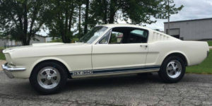 Classic Car: 1965 Shelby GT350 For Sale