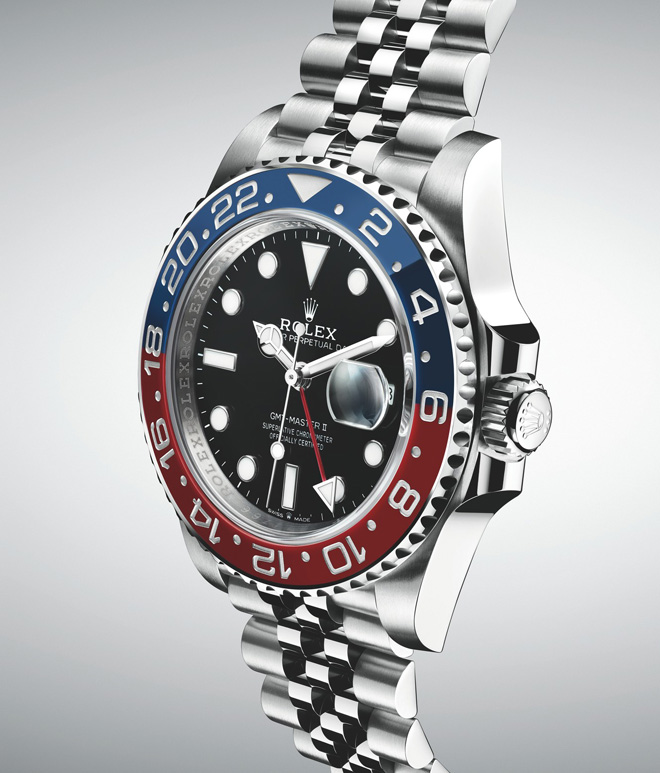 Since 1955, the iconic 1675 Rolex GMT-Master II was one of the more popular (thanks to its early and prestigious association with Pan American World Airways)