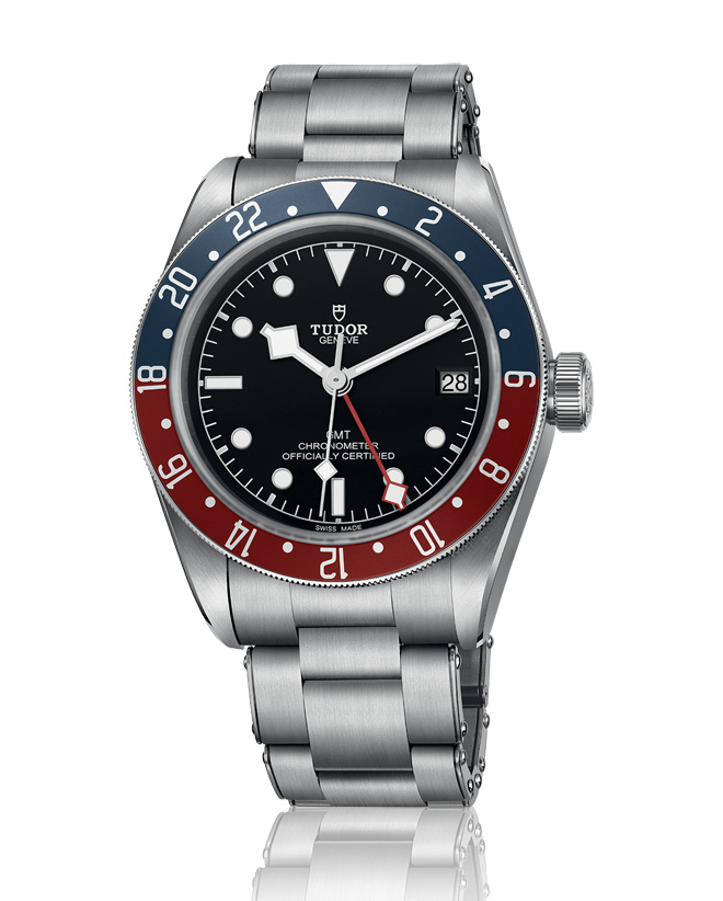 Baselworld 2018 Tudor Black Bay GMT