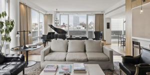 Justin Timberlake's Gwathmey Siegel New York City SOHO penthouse for sale