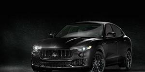 Black Edition: 2018 Maserati Ghibli Nerissimo