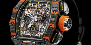 Richard Mille X McLaren: The RM 11-03 McLaren Automatic Flyback Chronograph