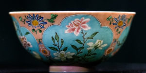 Very Rare Qing Dynasty Bowl Could Fetch USD 26.5 Million