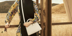 "Emma Stone Fronts Louis Vuitton's New ""Spirit of Travel"" Campaign"