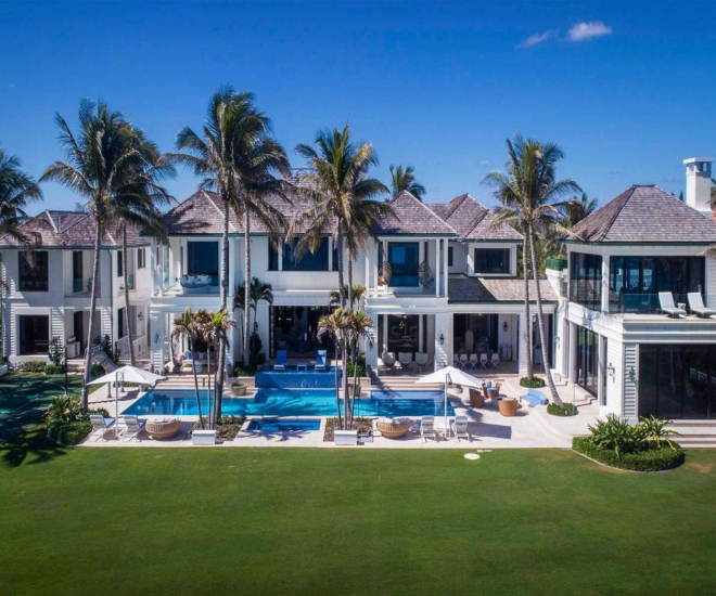 The Florida Mansion Owned By Tiger Woods' Former Wife Is