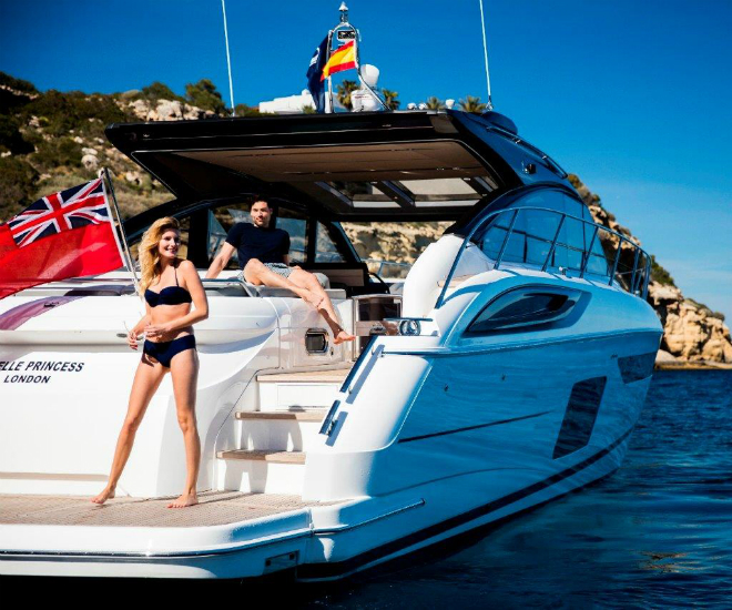 R Class Experience The Exceptional With Princess Yachts Luxuo