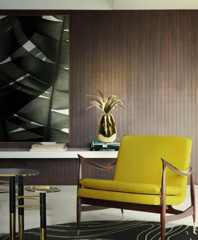 Incroyable Comfort Is Key Whenever We Shop For An Armchair. This Chair Will Transform  Any Living Room With The Outstanding Yellow Upholstery Juxtaposed With The  ...
