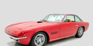 1969 Lamborghini Islero S V12 GT