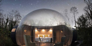 Experience Northern Ireland: Finn Lough Bubble Domes