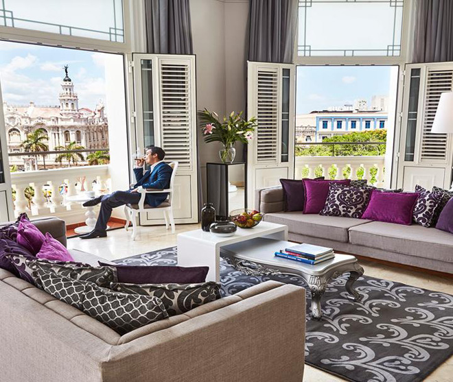 The Kempinski La Habana is a step towards those glorious swinging days of partying and living.