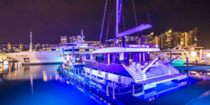 Neo Yachting held a Cocktail Yachting Soiree at the Singapore Yacht Show 2018