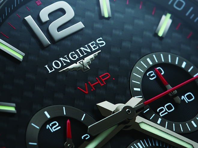 Longines VHP, definitely not your vanilla Quartz watch