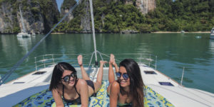 Yachting: Phang Nga Bay Aboard Blue Moon