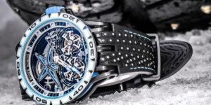 Roger Dubuis: Excalibur Spider Pirelli Sottozero™