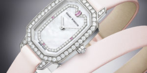 Harry Winston's Stunning Timepiece for Emerald Collection