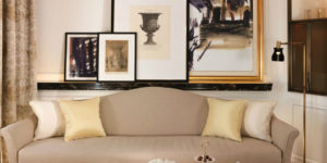 Hotel Eden Reopens in the Heart of Rome, Italy