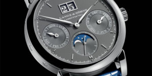 New luxury watch: A. Lange & Sohne Saxonia Annual Calendar
