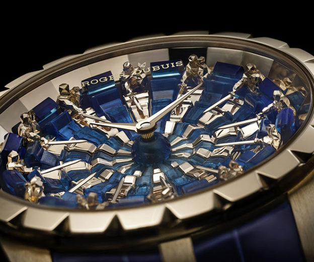 Roger dubuis archives luxuo - Knights of the round table watch price ...
