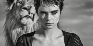 TAG Heuer x Cara Delevingne x David Yarrow: Demonstrate Not Cracking Under Pressure