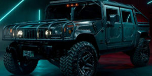 Mil-Spec Hummer H1 'Launch Edition'
