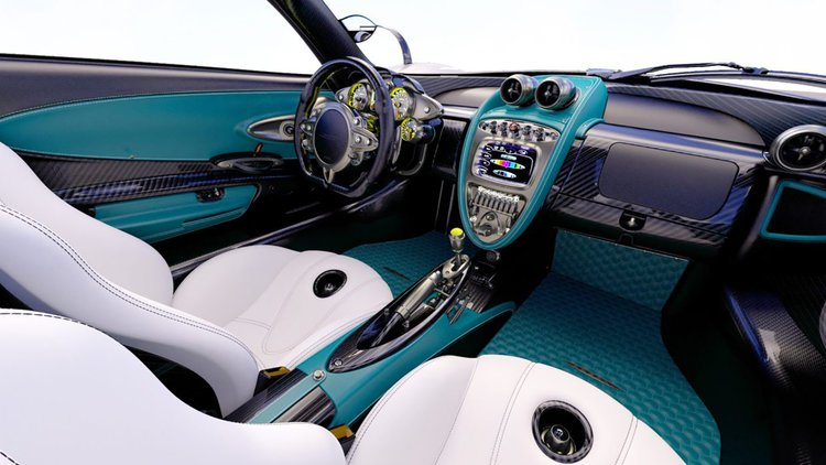 The Last Of Pagani Huayra Luxuo