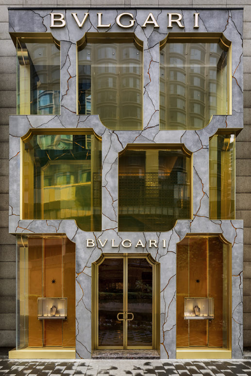 a33bb4858274 Bulgari s new flagship store in Kuala Lumpur sees the Italian brand  experimenting with new ways to convey the luxury brand s heritage.