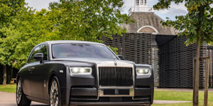 Rolls-Royce Lends Fleet of Phantoms and Ghosts to The Serpentine Galleries