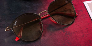 Ray Ban Scuderia Ferrari Sunglasses Collection