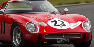 On Your Mark: The Ultimate 1962 Ferrari 250 GTO by Scaglietti