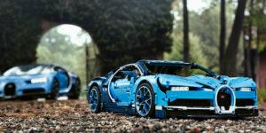 Lego Technic 2018 Bugatti Chiron