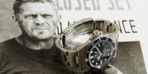 Steve McQueen's Rolex Submariner