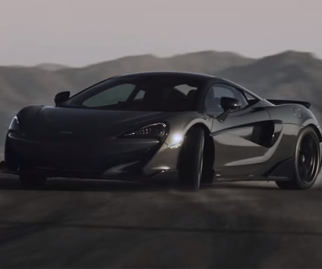 8 Reasons Why The New 600LT Is One Of McLaren's Best
