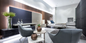 Furniture Stores: Misura Emme Showroom Relaunch in Singapore