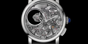 Rotonde de Cartier Minute Repeater Mysterious Double Tourbillon: A look inside this new luxury chiming watch debuting at SIHH 2017