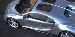 Bugatti Chiron Sky View – Close To Roofless Bugatti As It Gets