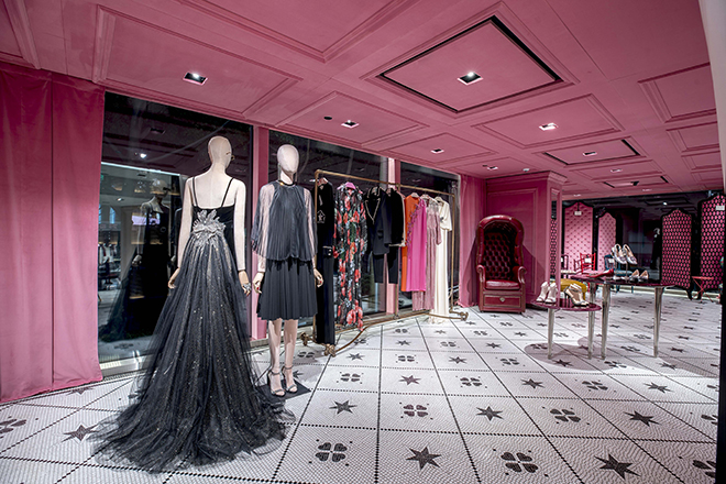 e8e73fffcb6 Gucci Flagship Store at Paragon Reopens with a Complete Facelift