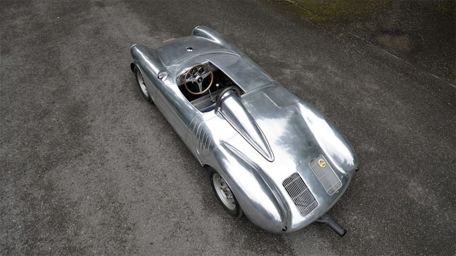 For Bids: Classic 1958 Porsche 550A Spyder