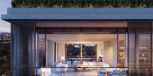 Hollywood Penthouse: The Residences at The West Hollywood Edition