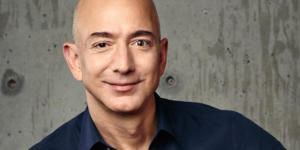 Jeff Bezos' Net Worth Sets New Billionaire Record in the Modern History