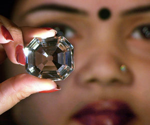 The infamous Koh-i-Noor diamond