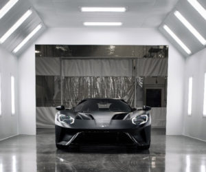 New supercar Ford GT Job 1