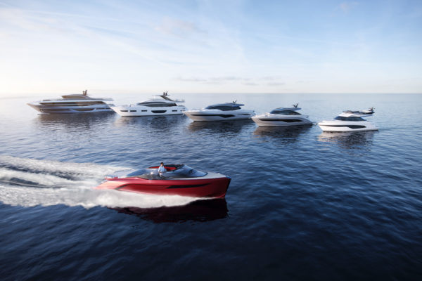 Princess Yachts Launches Six New Models With Sterling Record In Profitability