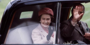 The Queen's vintage Rolls Royce for 40 Years is Going on Sale for £2 Million