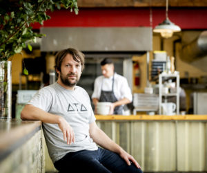 Rene Redzepi of Noma in Copenhagen, Denmark (Photo credit: Carl Court / AFP)