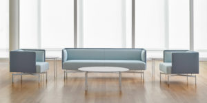 Charles Pollock's furniture: Bernhardt Design releases last works of the famous mid-century designer