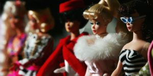Christian Louboutin to Design Shoes for Barbie
