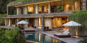Villa Chameleon Is Luxury Living In The Balinese Jungle