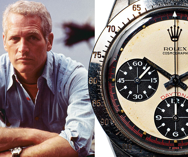 Every Rolex Tells A Story Through The Hands Of Famous Actors