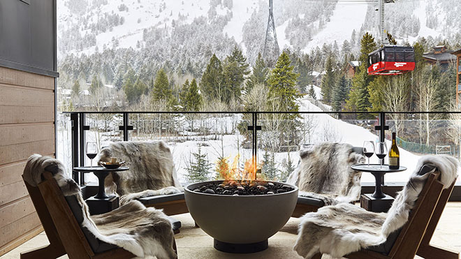 The Caldera House Luxury Hotel Residences And Ski Resort